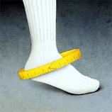 Donjoy Stabilizing Ankle Brace sizing