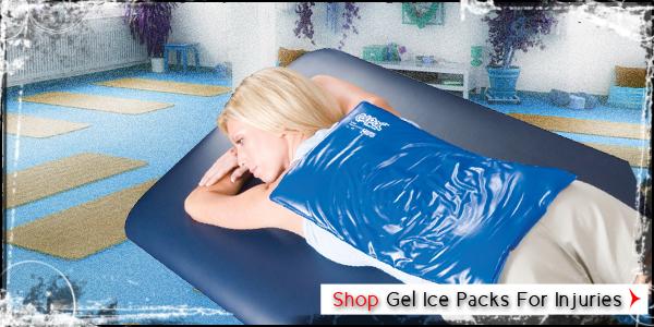 Gel Ice Packs For Injuries