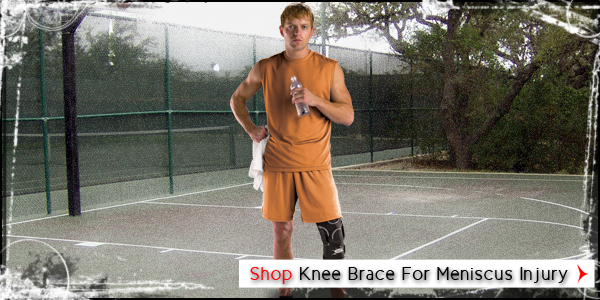 Knee brace for Menicus Injury/ Meniscus Support