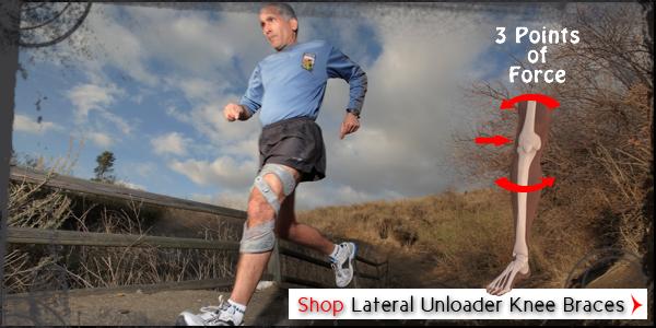 Lateral Unloader Knee Braces