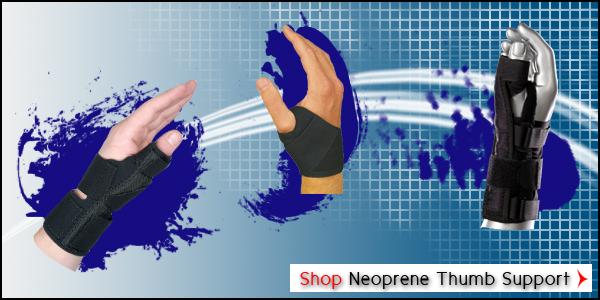 Neoprene Thumb Support