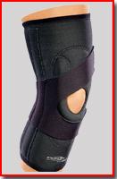 Open Patella Knee Support