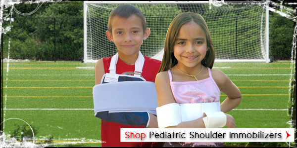 Pediatric Shoulder Immobilizer