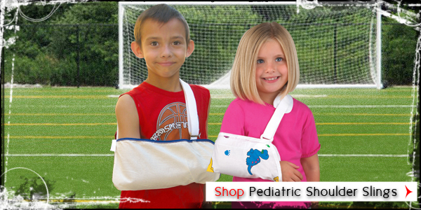 Pediatric Shoulder Slings