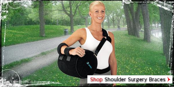 Shoulder Surgery Braces