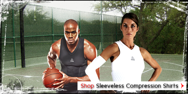 Sleeveless Compression Shirts
