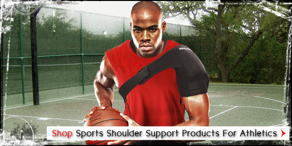 Sports Shoulder Support Products For Athletics