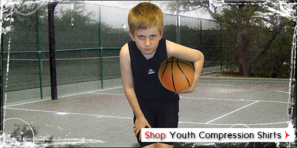 Youth Compression Shirts
