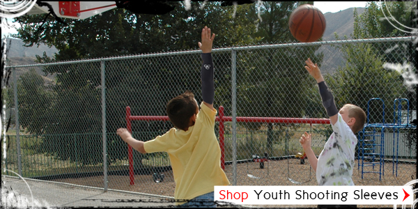 Youth Shooting Sleeves