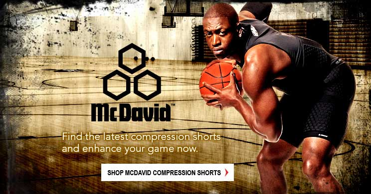 McDavid Compression and Brace Products