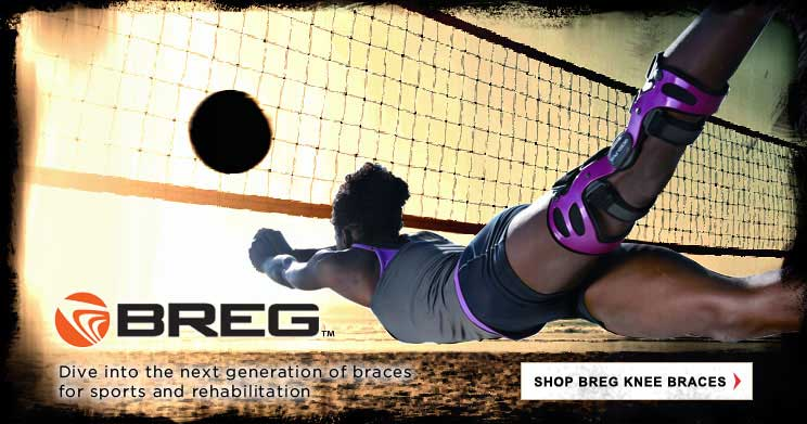 Breg Knee Braces