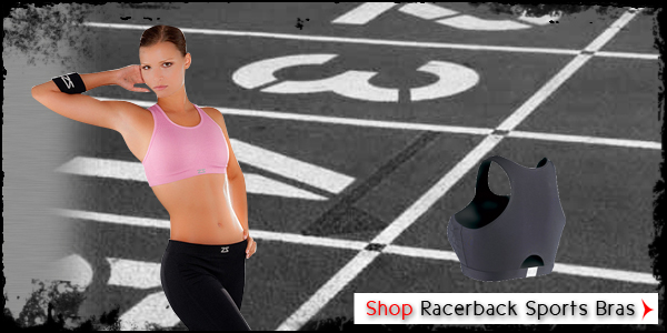 Racerback Sports Bras