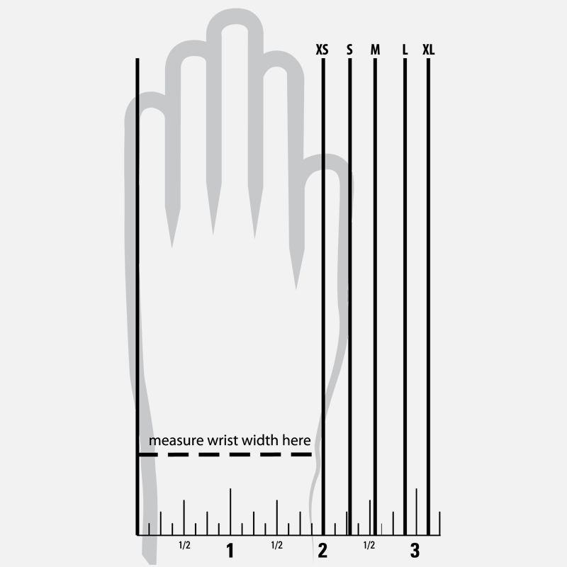 wrist width