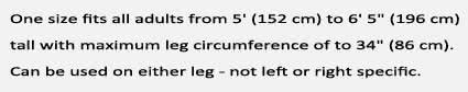 Bledsoe Extender Plus Post-Op Knee Brace