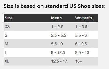 Mid-calf boot sizes