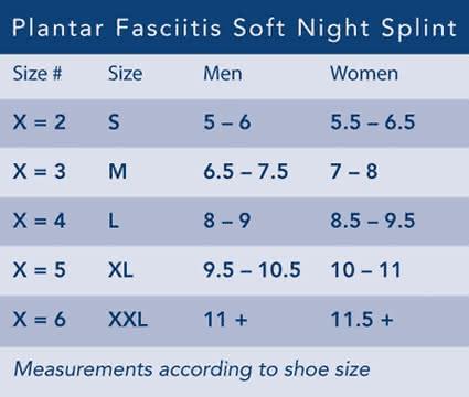 Breg Plantar Fasciitis Soft Night Splint