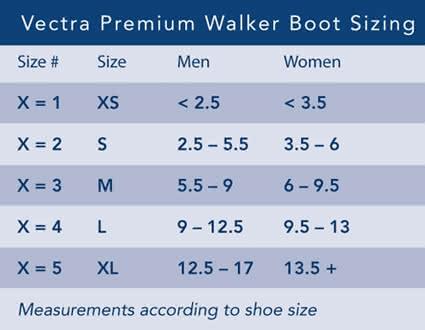 Breg Vectra Premium Tall Walker