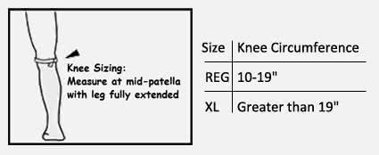 Dr. Bakst Magnetic Knee Brace