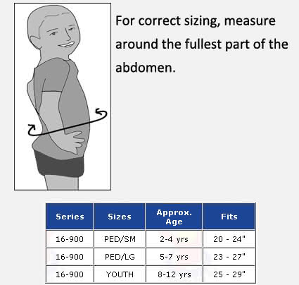 FLA Pediatric Posture Control Brace