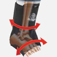 Mcdavid Ankle X Hinged Ankle Brace