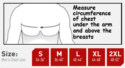 7860DD McDavid Dual Density HexPad V-Hex Body Shirt