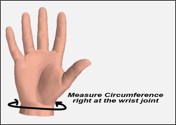 Ossur Form fit Universal Wrist & Thumb Brace