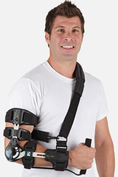 Ossur Innovator X Post-Op Elbow Brace