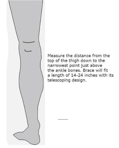 bledsoe wee rom knee brace