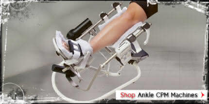 Ankle CPM Machines