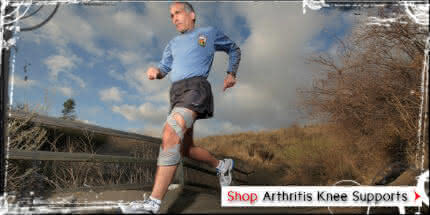 Arthritis knee supports