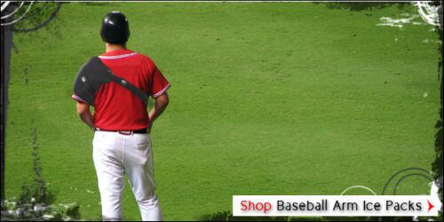 Baseball Arm Ice Pack