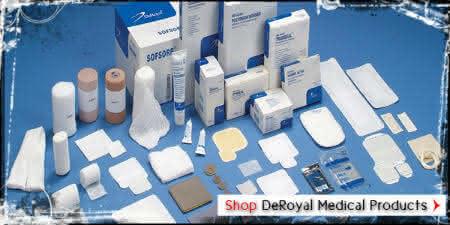 Deroyal medical