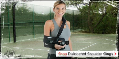 Dislocated Shoulder Sling