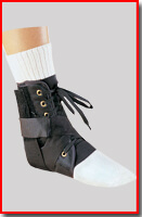 Lace-Up Ankle Support