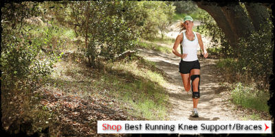 Best knee brace support for running