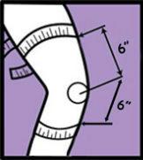 Breg Fusion Knee Brace sizing