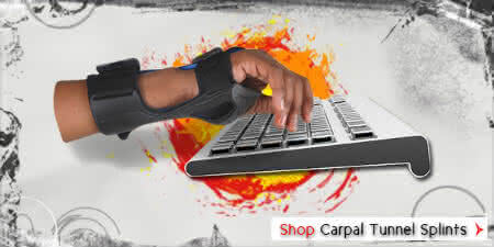 Carpal Tunnel Support for Wrist