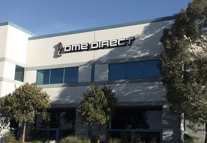 dme-direct company building
