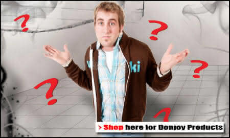 Donjoy discontinued products