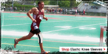 Elastic Knee Braces Stabilizers