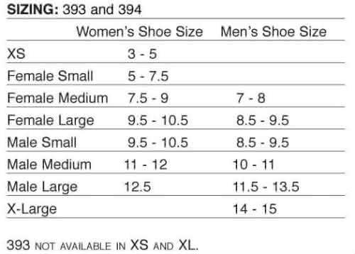 hely weber post op shoe flexible sole 394 sizing