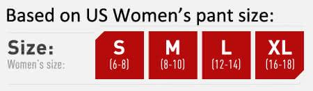 McDavid 722 Women's Padded Sliding Shorts
